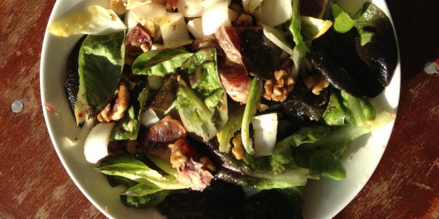 Endive Blood Orange Salad