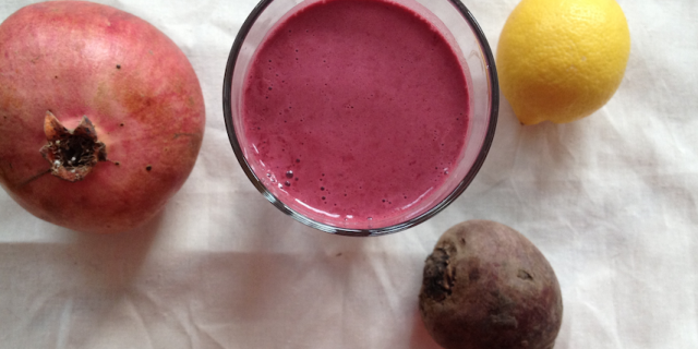 Pomegranate Beet Recovery Juice