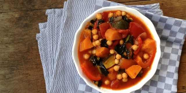 Minestrone for a rainy day