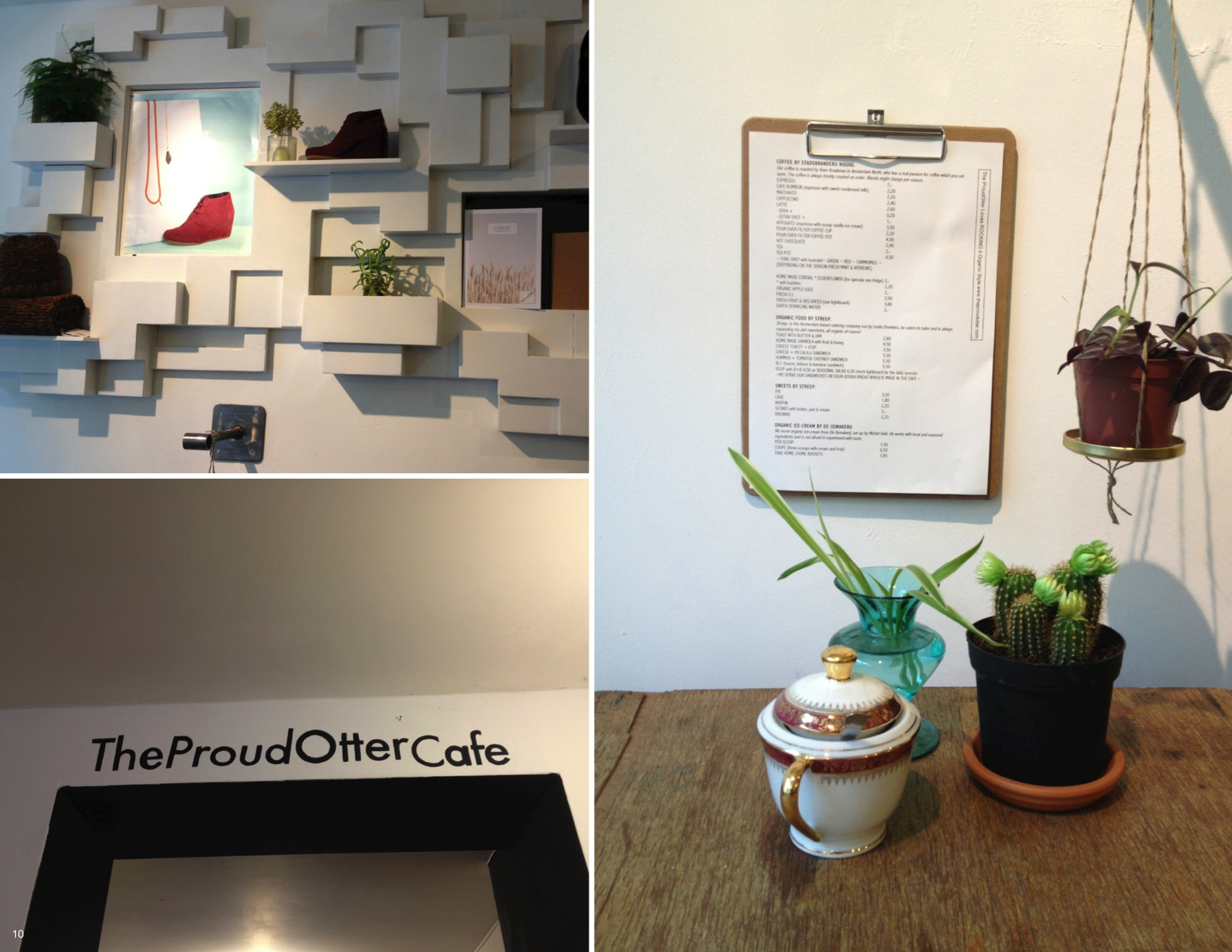 The Proud Otter Cafe