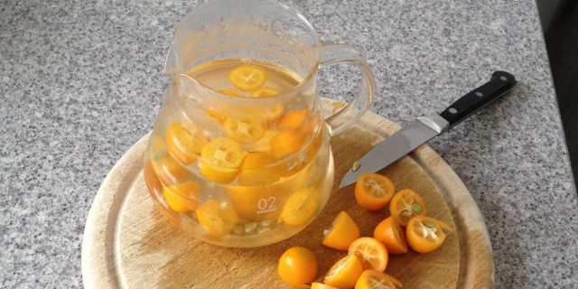 Kumquat Cough Remedy