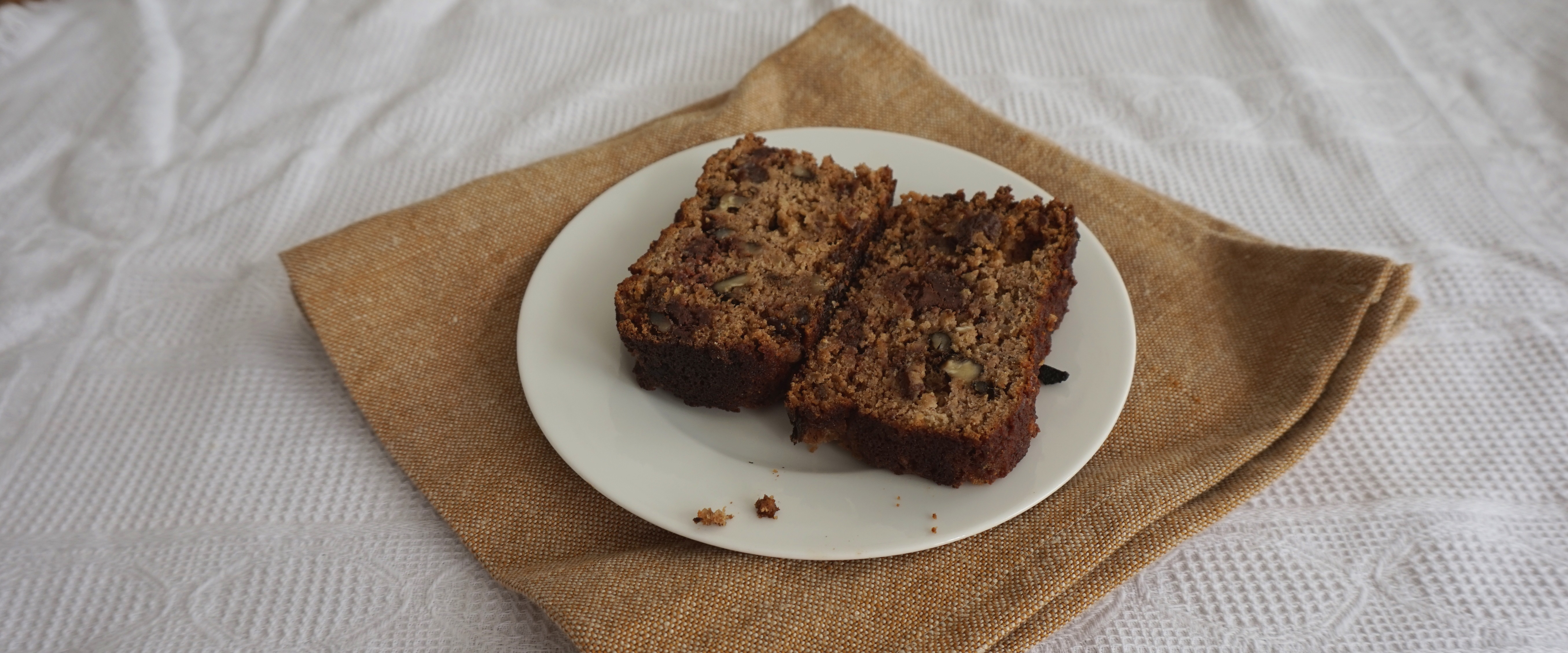 Coconut Yoghurt Banana Bread
